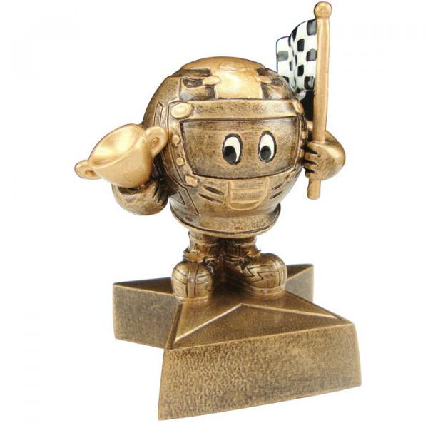 Figur Rennsport Kinder Jugend Verein Siegerpreis Trophy Pokal
