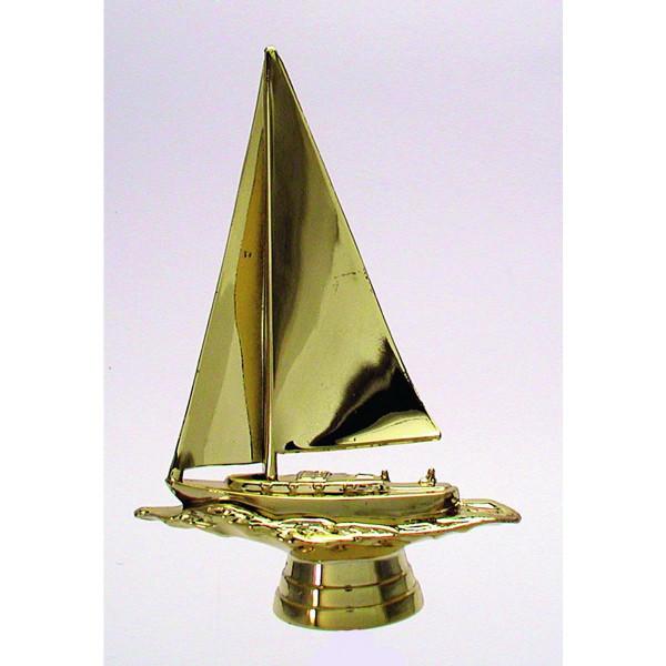 Pokal Figur Segelschiff