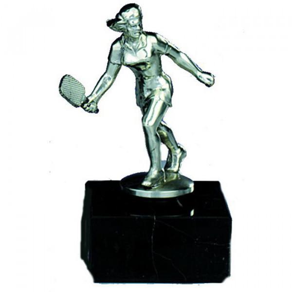 Figur Tischtennis Damen Verein Siegerehrung Exklusives