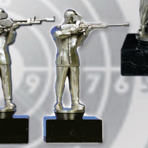 Figur Schütze Herren Schießsport Vereinspreis Pokal Edles