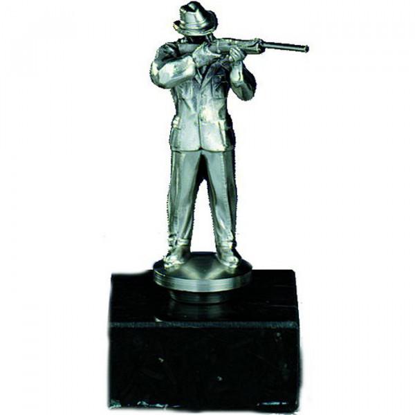 Edle Sieger Figur Jäger Herren Vereinspokal Trophy