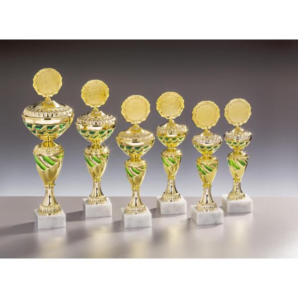 Pokal Gold-gr. Helma