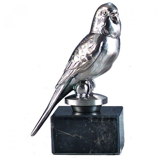 Exklusive Figur Kanarienvogel Vereinspreis Trophäe Pokal