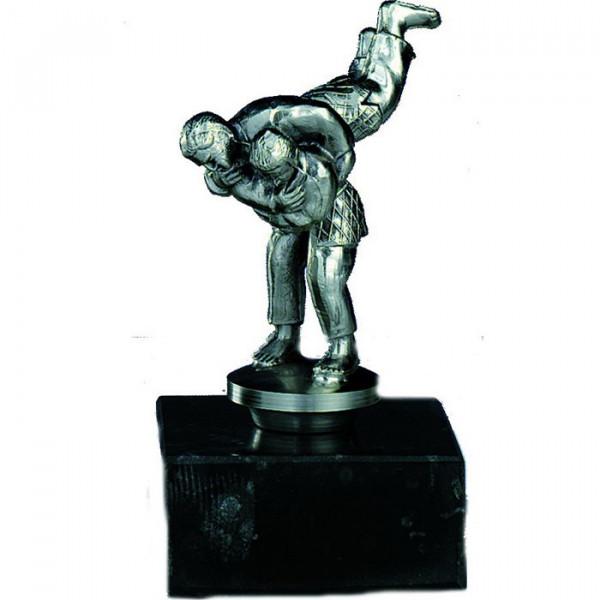 Sieger Figur Judo Kampfsport Herren Ehrenauszeichnung Trophy