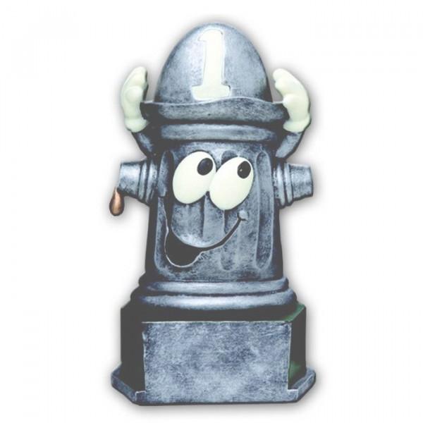 Figur Hydrant Freiwillige Feuerwehr Verein Kinder Jugend Sport Pokal