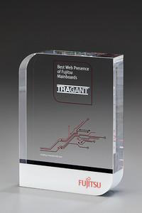 Certification Award Bonnie