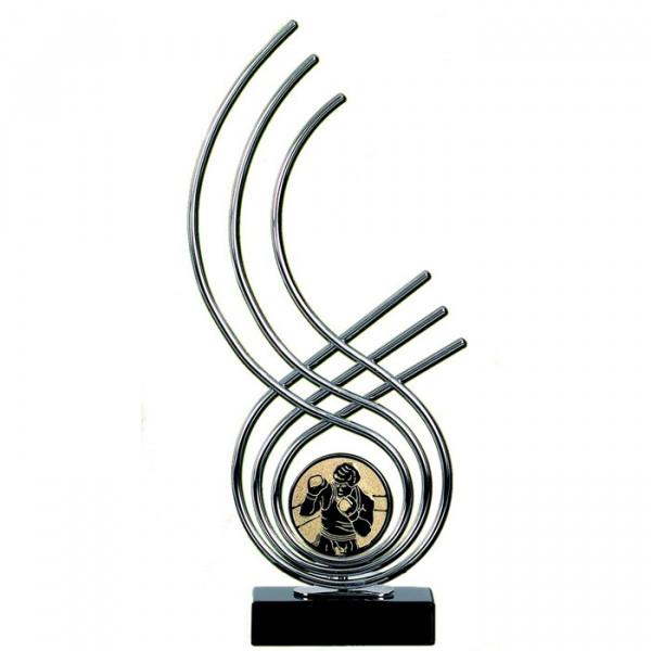 Champion Cup Siegertraophäe Ehrenpreis Edelstahl