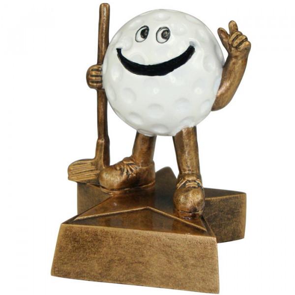 Sport Figur Mini Golf Kinderpokal Jugendverein Trophäe