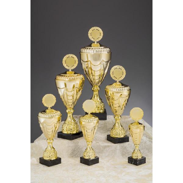 Pokal Gold Christiana