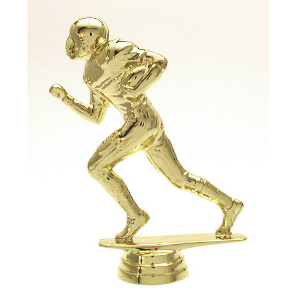 Pokal American Football Gold