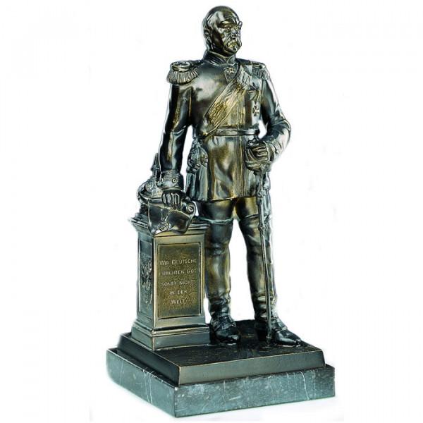 Exklusive Ehren Figur Otto von Bismarck Aufwendiges