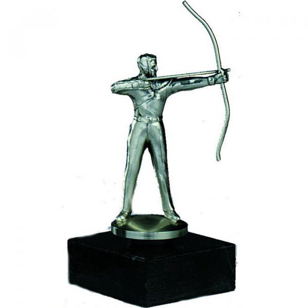 Exklusive Figur Bogenschütze Herren Vereinpreis Trophy Sportehrung