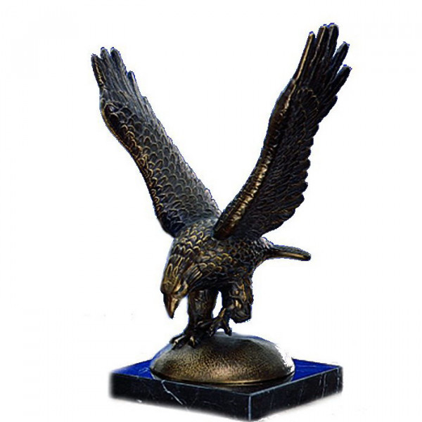Hochwertige Ehrung Siegesadler Vereinspreis Trophy