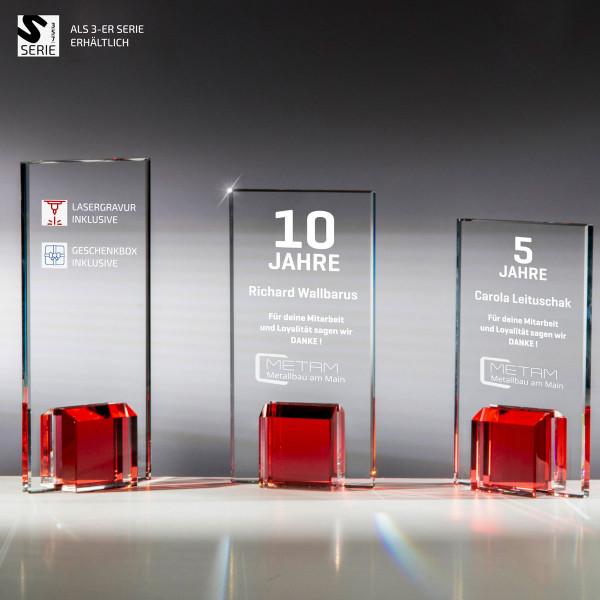 Red Glas Award Saphiria