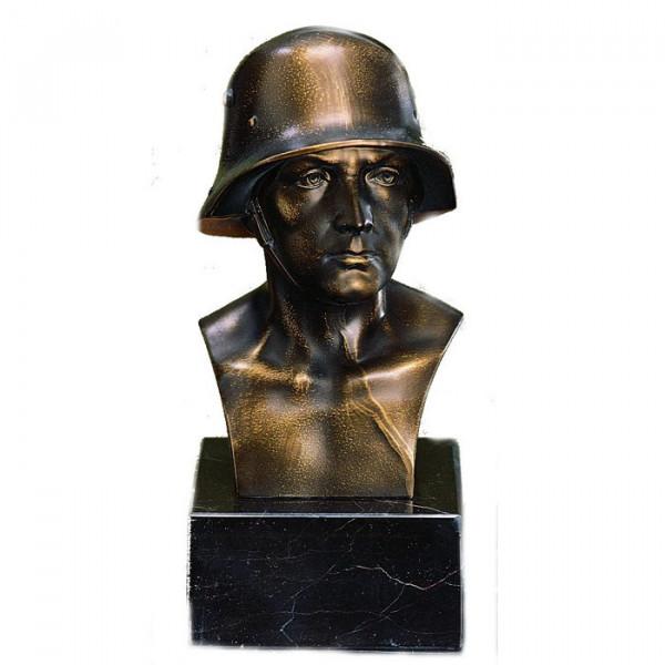 """Büste """"Soldat"""" - Wehrmacht"""