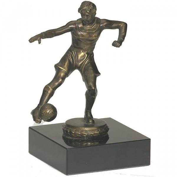 Figur Soccer Torjäger Herren Goal Ehrenpreis Edles