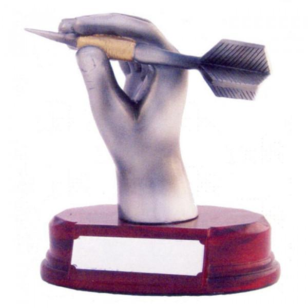 Sport Figur Dart Verein Trophy Außergewöhnlicher Pokal