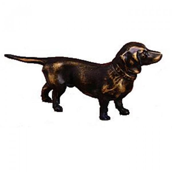 Exklusive Figur Hund Dackel