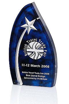 Flame Marble Award Deandrea