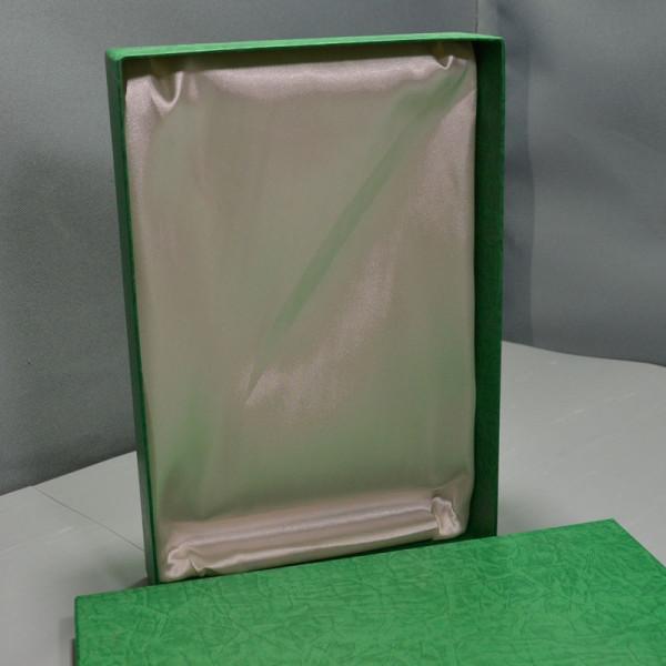 Geschenkbox Geschenkpackung Grün