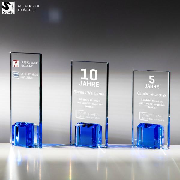 Blue Glas Award Lagooneria