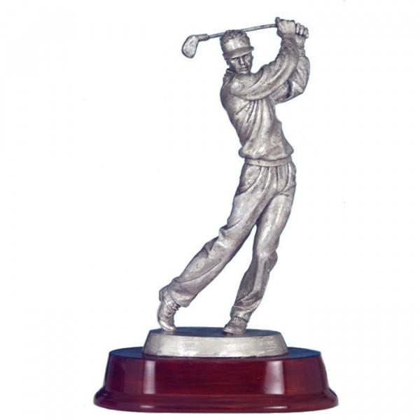 Figur Golfer Verein Golfsport Herren
