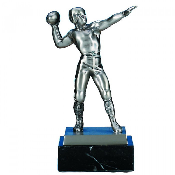 Sport Figur American Football Herren Siegerpokal Trophy Ehrung
