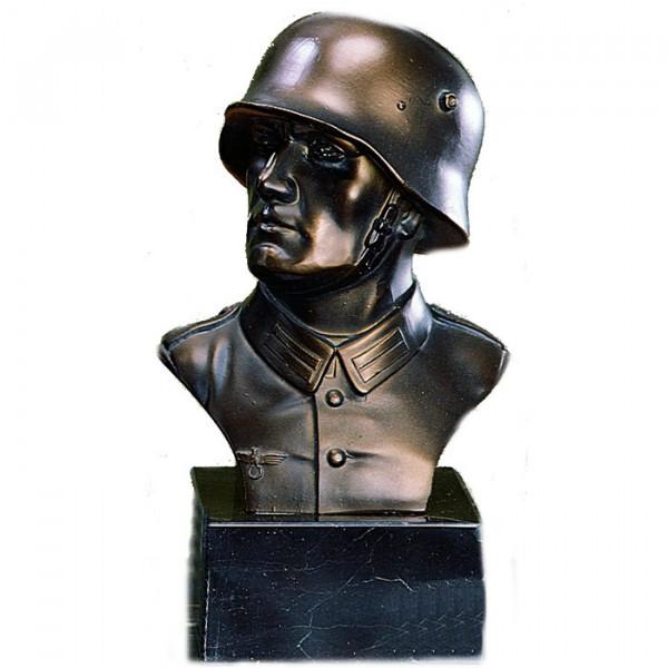 """Büste """"Soldat"""" - Wehrmacht 2.WK"""