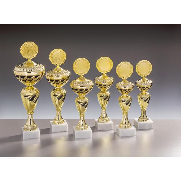 Pokal Gold-Schwarz Kathrin