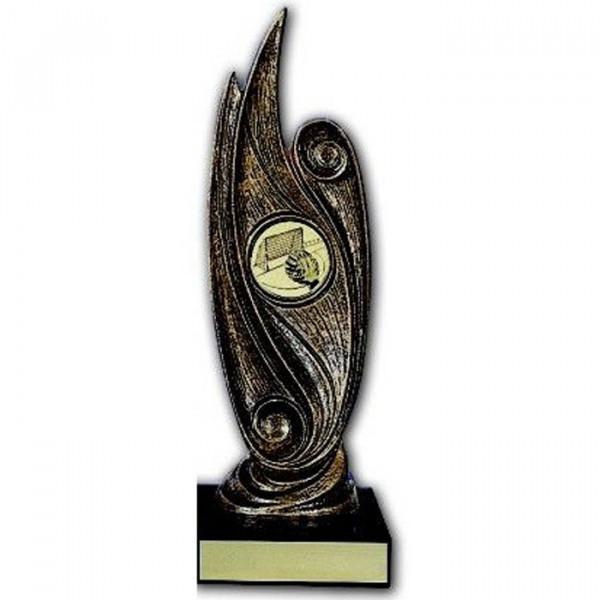 Siegerpokal Edles Golddesign Sportauszeichnung Trophy