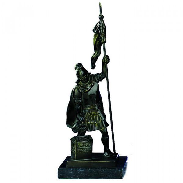 Hochwertige Ehren Figur Feuerwehr St. Florian Auszeichnung