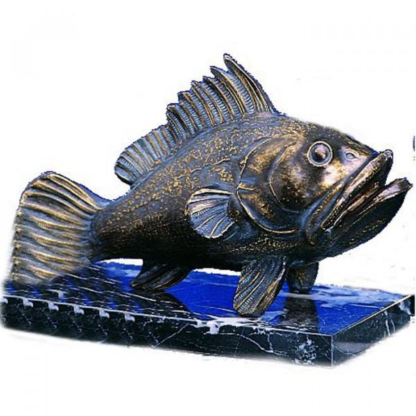 Angelpokal Barsch Verein Fischen Auszeichnung