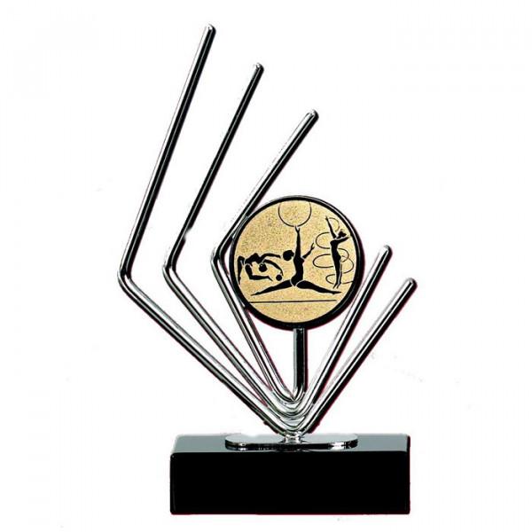Wimbledon Edelstahlpokal Trophy Aufwendiges