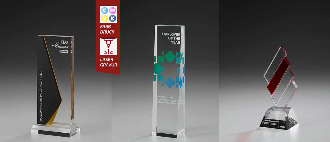 Awards-mit-Gravur