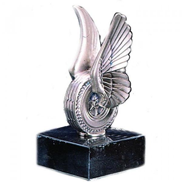 Edle Motorsport Trophäe Wings Rad Flügel Vereinspreis