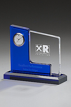 Acryl Uhr Sarah