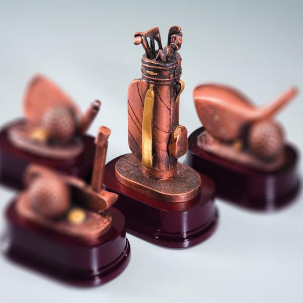 Golfbagpokal Bronze