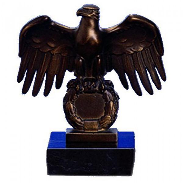 Klassische Sportauszeichnung Siegesadler Lorbeer Pokal