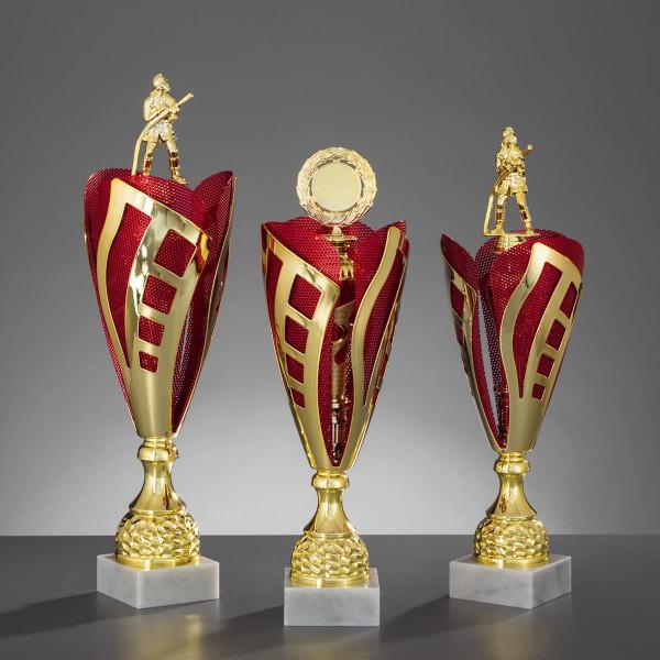 Pokal Gold-rot Jena