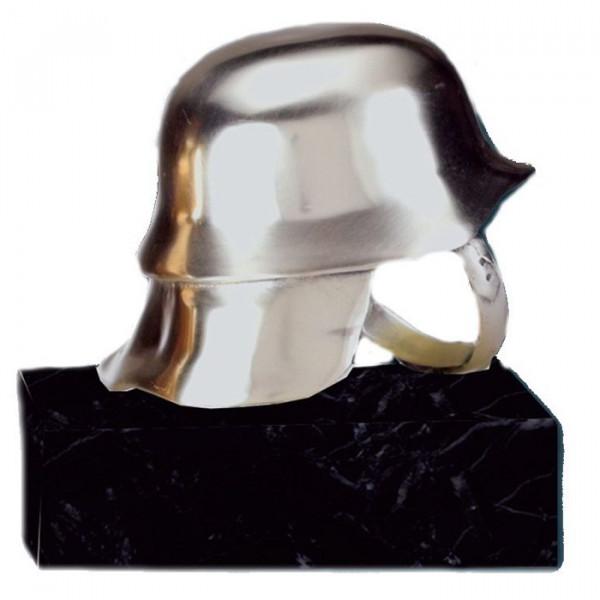 Auszeichnung Feuerwehr Silberoptik