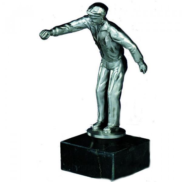 Edle Sport Figur Pétanque Boule Herren Siegerpokal Ehrenpreis