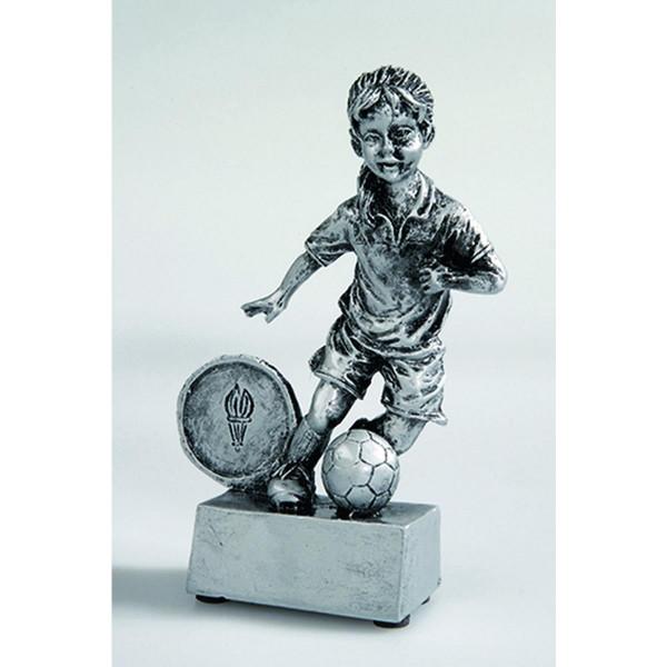 Pokal Fußballmädchen