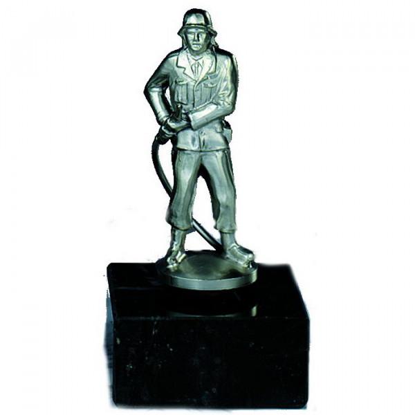 Figur Feuerwehr Herren Ehrenpreis Pokal Aufwendig Gefertigt