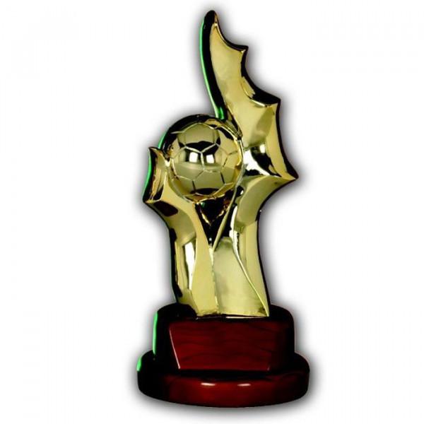 Sieges Figur Fußball Sportpokal Award Außergewöhnliches
