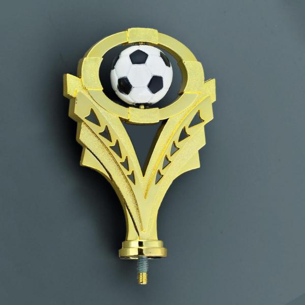 Fußball rotierender Ball-Pokal