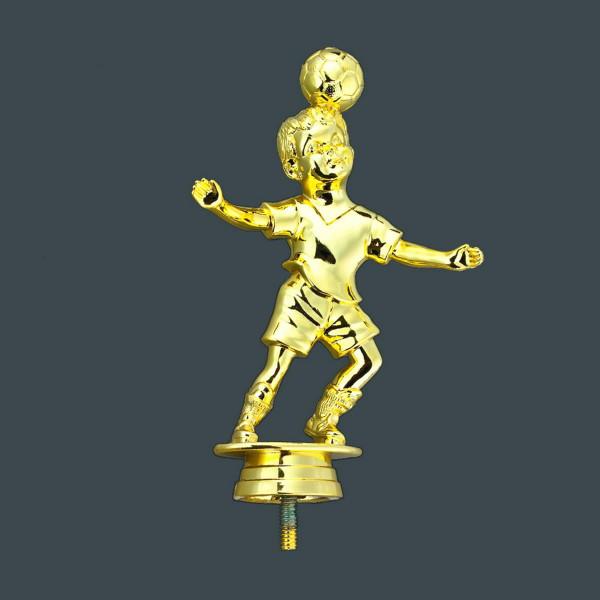Jungenfußball Pokal Gold
