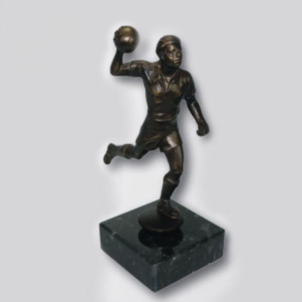 Figur Handball Herren Bronze