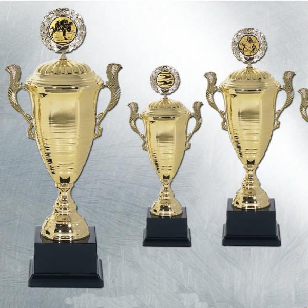 Sportauszeichnung Wimbledon Siegerehrung Hochwertige Goldoptik